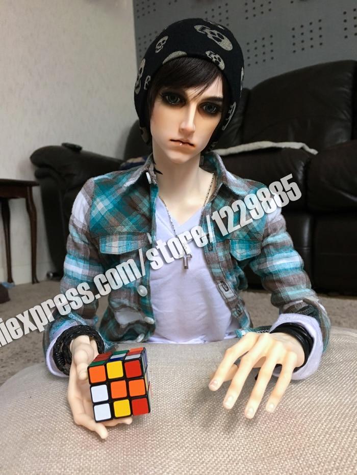 HeHeBJD 1 3 handsome man VENITU Resin Figures 68 cm body hot bjd Toy gifts on