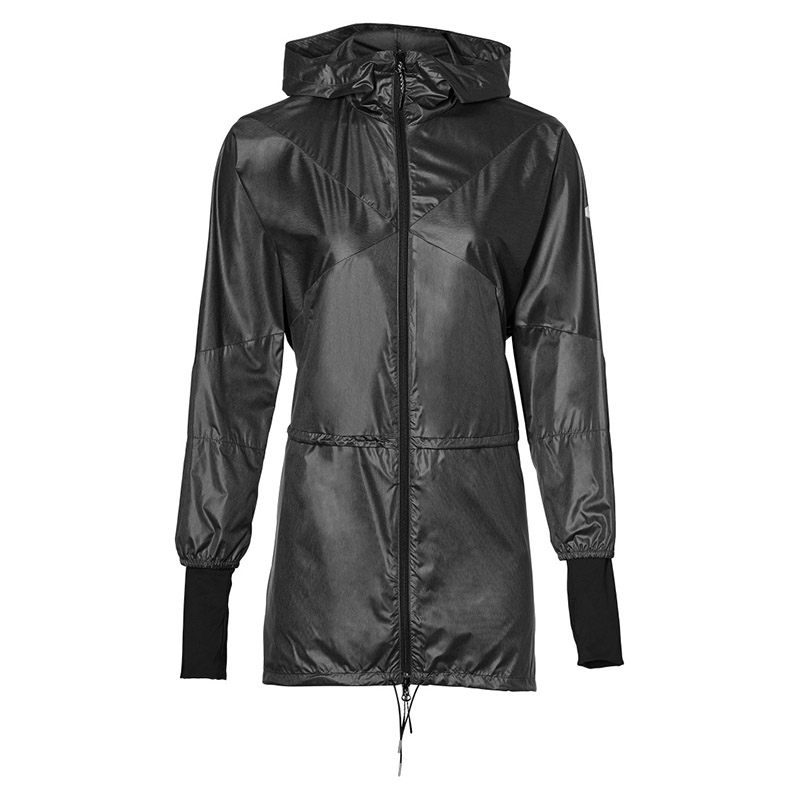 Female Windbreaker ASICS 153381-0903 sports and entertainment for women sport clothes