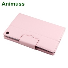 Animuss Tempered Glass Wireless Tablet Bluetooth Keyboard Case For Huawei M5 10.8 Inch