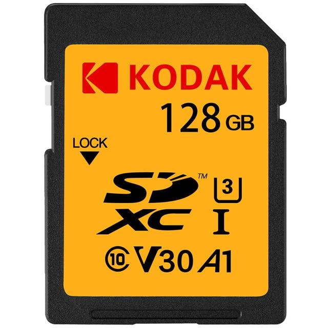 Kodak SDXC 128GB U3 V30