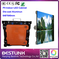 32*32 pixel p5 led module 1/16s 640*640mm die cast aluminum cabinet for full color led screen led advertising board advertising