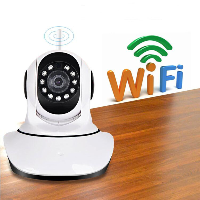 ФОТО HD Hot & New Network Camera P2P Wifi IR-cut IP Network Camera 2Way Audio Clear and Loud Wireles Security Camera P2P Wifi