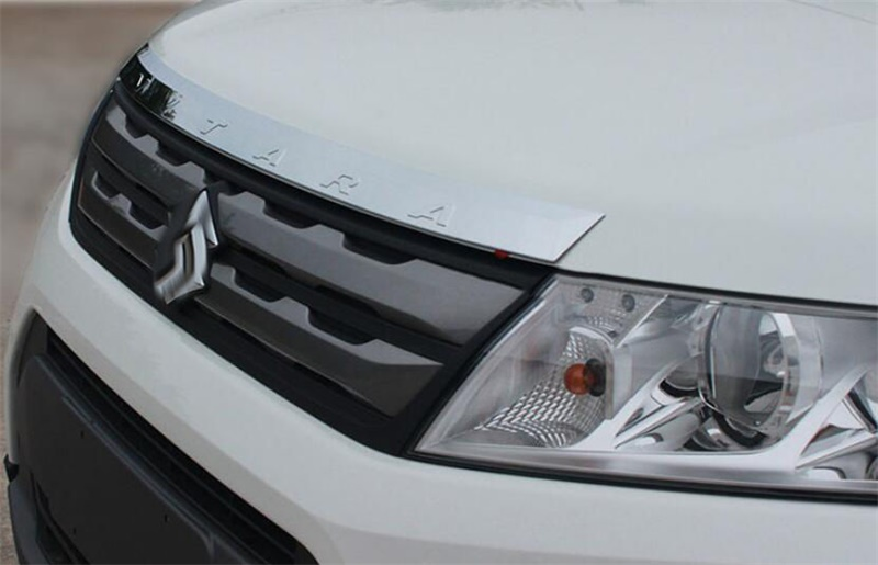 1pcs-Front-Hood-Grill-Grille-Bonnet-Cover-Molding-Trim-For-Suzuki-Vitara-15-16 (3)