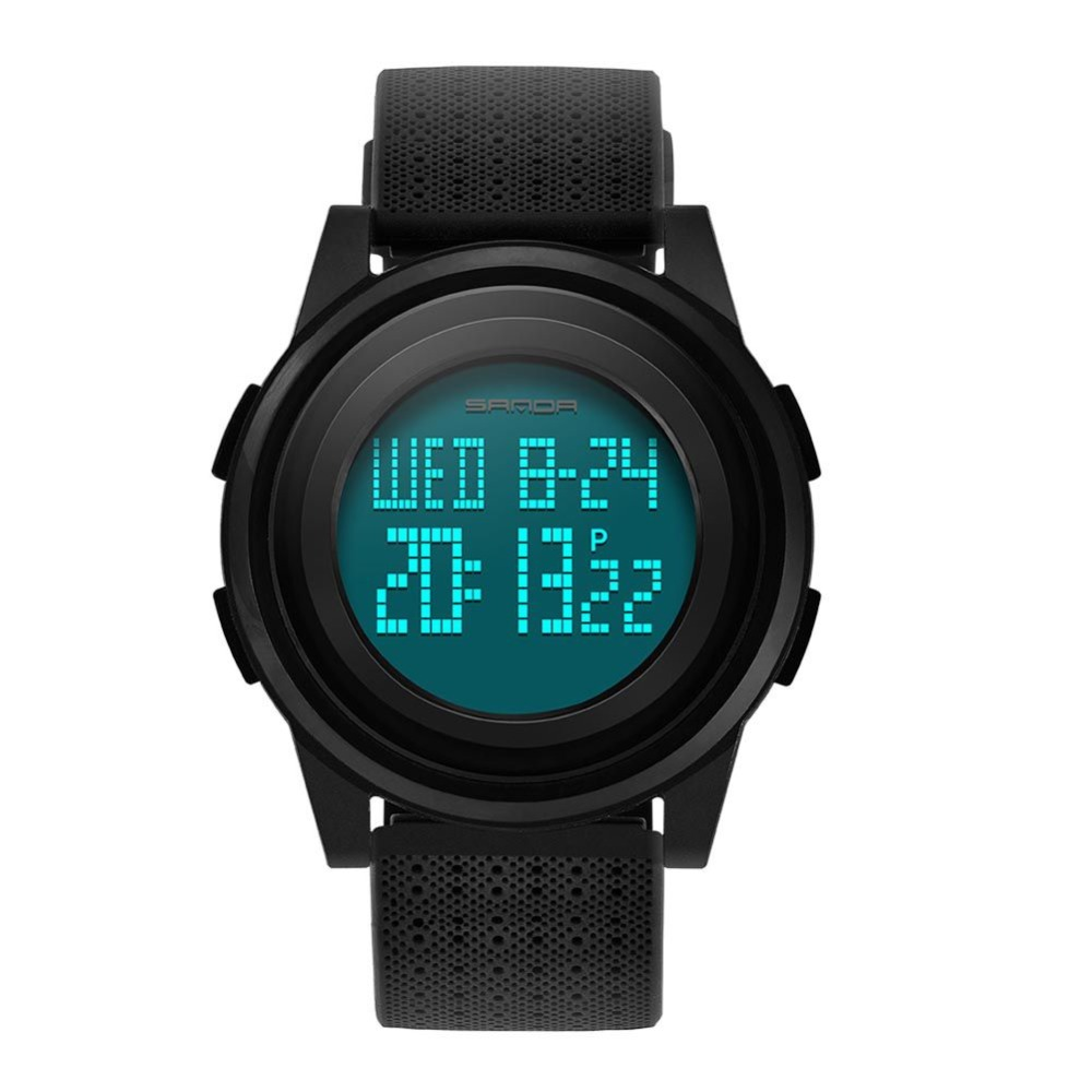 Digital Watches Casual Watches LED Electronic Watch Man Chronograph Clocks Digital Wristwatches