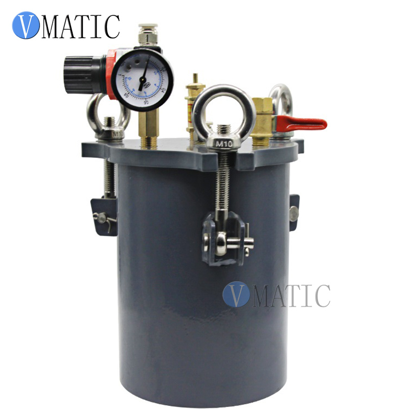 Free Shipping 2L Glue Carbon Steel Pressure Tank horizontal pressure tank 36l carbon steel