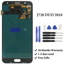 samsung DUO сенсорный J720