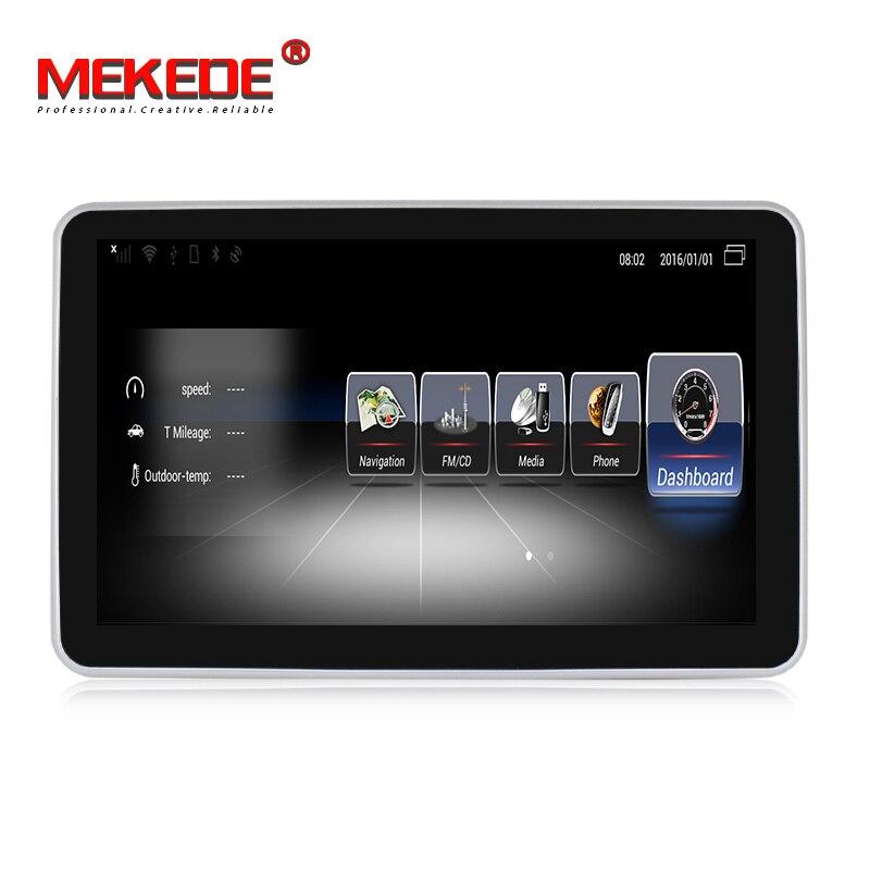 MEKEDE HD Android 7.1 pour Mercedes Benz gl-class X166 2012-2015 autoradio multimédia moniteur GPS Navigation Bluetooth unité de tête - 3