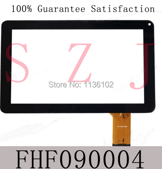 (Ref: FHF090004 ) 9 inch touch screen touch panel digitizer tablet Free shipping