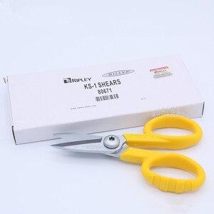 Image 2 - Rieplay miller ferramentas de fibra óptica miller KS 1 kevlar tesouras/kavlar tesoura/kavlr cortador, miller KS 1 tesouras frete grátis