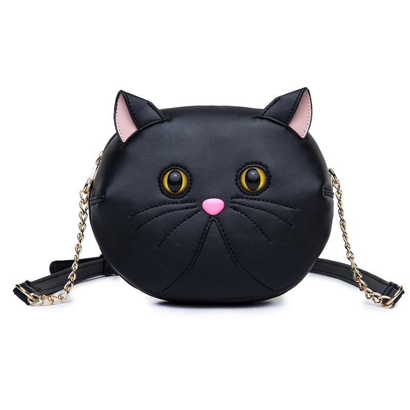 Mode Dames Nieuwe Stijl Tassen Bag Handtassen Messenger Kat Merk Beroemde Ameiliyar Hoge Vrouwen Schoudertas Kwaliteit Ontwerp Leuke roxCBed
