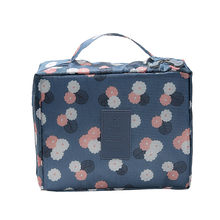 Travel Organizer Toiletry Cosmetic Make Up Holder Case Wash Bags Pouch Storage Zip Lock Plastic Luggage Folding Trolley Bag(China)