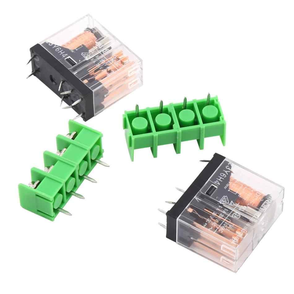 AC 12-24 V double relais régulateur de tension haut-parleur panneau de Protection Module kit de bricolage Circuit de Protection haut-parleur