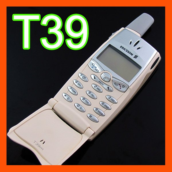 The World s First Bluetooth Phone Original Ericsson T39 Cellphone Refurbished Repainted housing