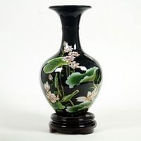 Fashion Antique Decorative Small Vase Jingdezhen New Chinese Style Living Room Shelf Display Vase Retro Ceramic Small Vase 20