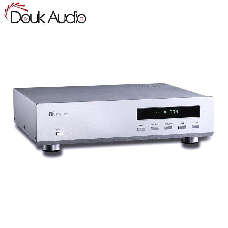 Muzishare R10 ES9018 32BIT DAC 6Z4 + 12AU7 Tubo A Vuoto Audio Decoder USB/OPT/COASSIALEMuzishare R10 ES9018 32BIT DAC 6Z4 + 12AU7 Tubo A Vuoto Audio Decoder USB/OPT/COASSIALE