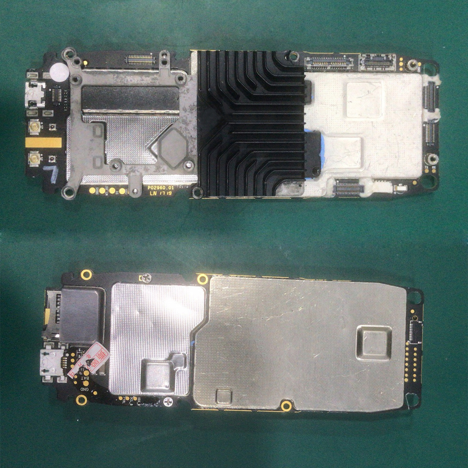 Original Main Board Repair Parts For DJI Spark Accessories Mainboard Core Board Motherboard For DJI Spark Disassemble Part(Used)