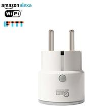 NEO COOLCAM Wi-Fi умная розетка с разъемом EU поддержка Alexa, Google Home, IFTTT розетка с таймером и пультом дистанционного управления через мобильный телефон
