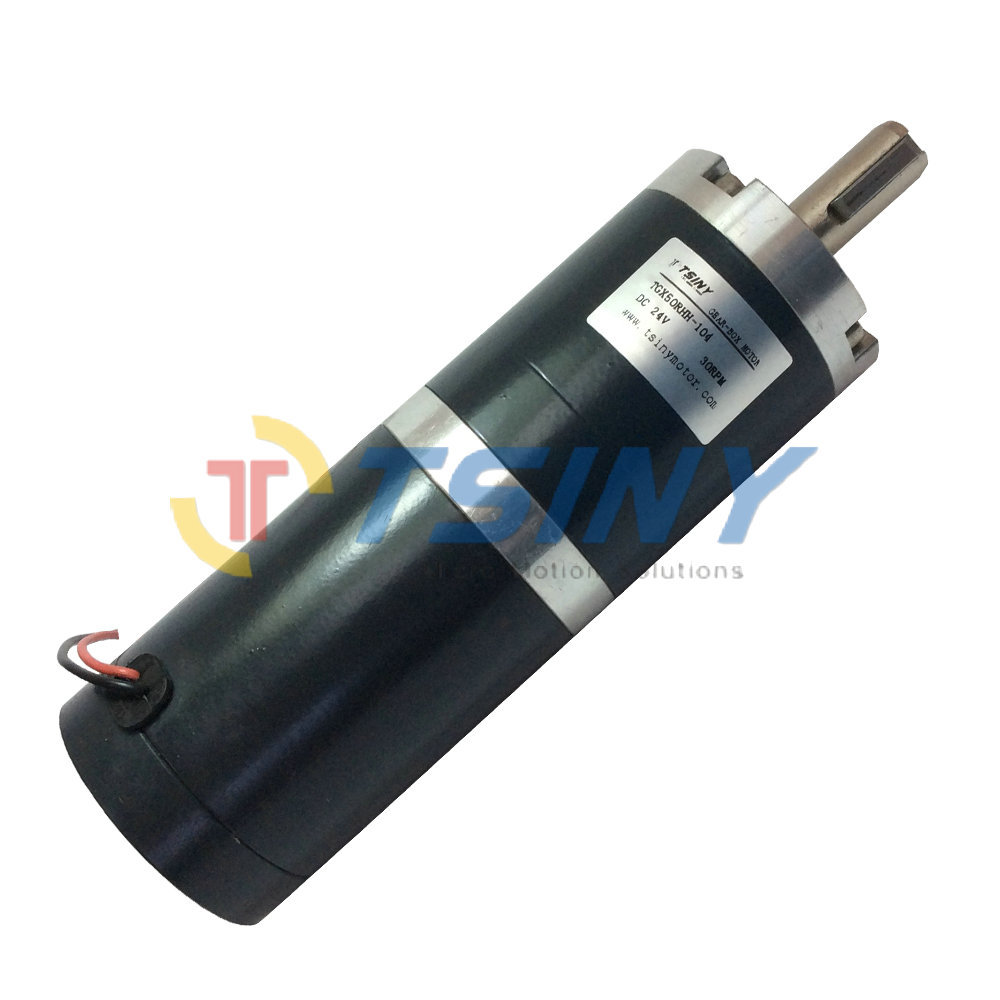 Free Shipping DC Motor 24v 30rpm 21kg.cm DC Planet Geared Planetary Gear Motor TGX50 dc 24v 70rpm gearbox motor for vending machine rectangle geared motor free shipping
