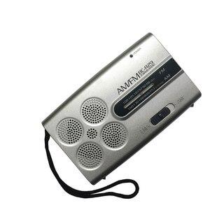 Image 3 - BC R29 Мини карманный портативный Радиоприемник AM FM, музыкальный проигрыватель утренних упражнений