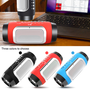 Image 2 - TOPROAD Bluetooth Speaker Wireless Column Colunas Speakers for Computer caixa de som Support TF FM Radio Soundbar Loudspeaker