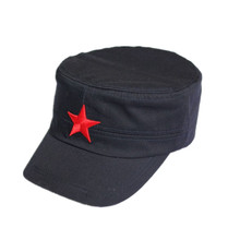 2016 Classic Military Caps Embroidery Red Star Baseball Cap Hat For Men Women Adjustable Outdoor Vintage Snapback Hats BA173