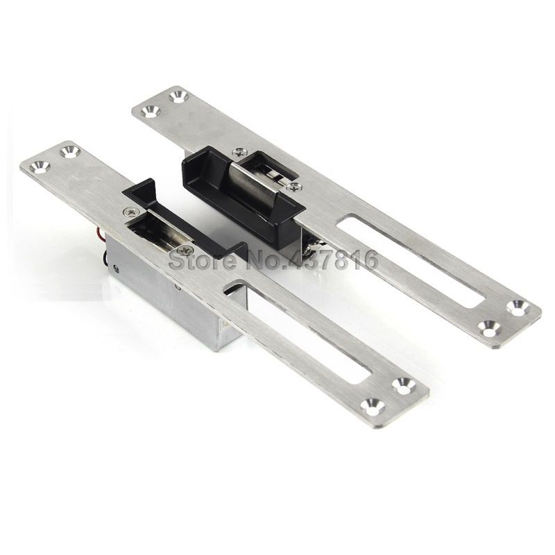 KT-LK09 DC12V Electric Strick Lock  Stainless Steel Material Optional Left/right open Fail-safe/ Fail-secure sitemap 219 xml