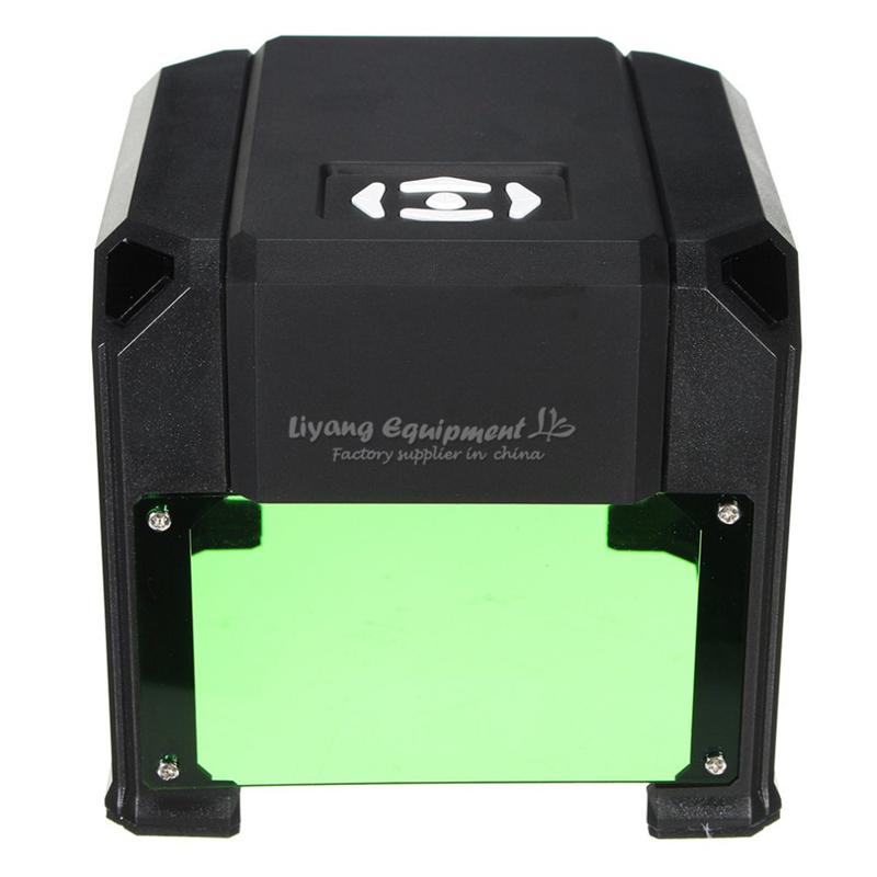 Mini machine de marquage laser 1000mW USB De Bureau logo bricolage Marque Imprimante Coupeur Laser Machine de Gravure - 2