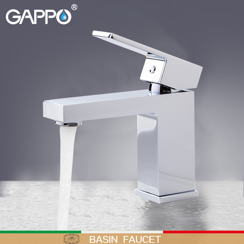 GAPPO Basin Faucet Deck Mounted waterfall basin mixer Taps faucets bathroom Sink mixer faucet Waterfall faucets desire invinsible 5 мл духи с феромонами для мужчин