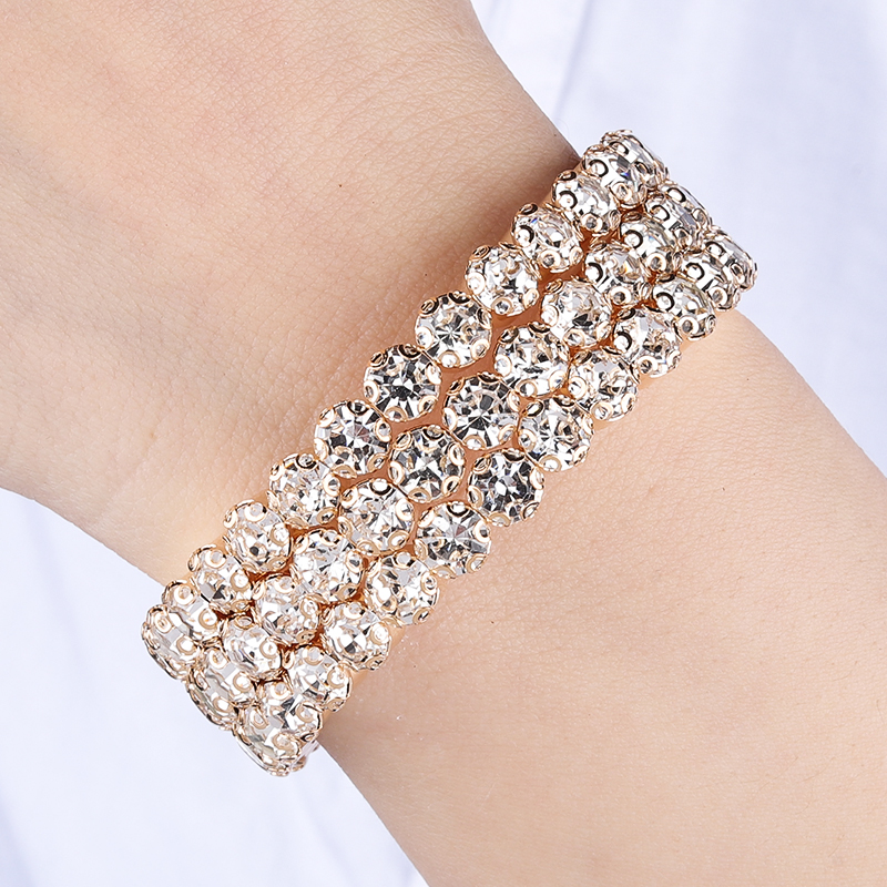2019-Luxury-Women-Multi-Layers-Crystal-Rhinestone-Bracelets-Bangles-Gold-Color-Adjustable-Wedding-Pulseras-Jewelry-Gifts (4)