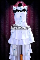 Chobits Chii Formal Dress Cosplay Costume Deluxe Version E001