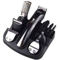 충전식 전기 면도기 남성 Kemei 모기 남성 도구 이발사 면도 블레이드 브러시 스탠드 머리 깎기 안전 면도기 EU 플러
