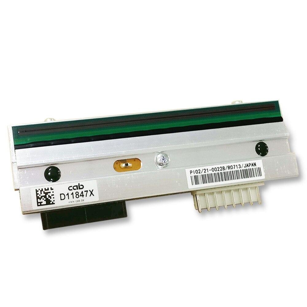 Новая Оригинальная Печатающая головка для CAB A4 + A4 + M A4 + P принтер штрих кодов запасные части головка принтера 203 точек/дюйм, PN: 5954081,001