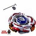 1 unids Beyblade Metal Fusion 4D establece BB88 Meteo L-drago LW105LF juguetes juego niños hijos de regalo de Navidad con lanzador