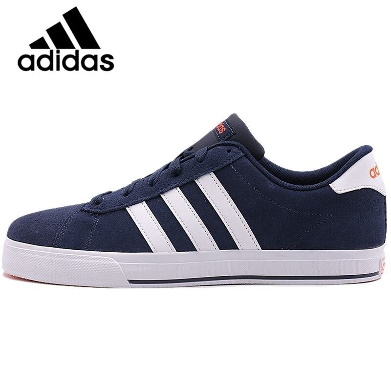 Official Original Adidas NEO Label Men's Skateboarding Shoes Sneakers Athentic Lace-up Classic Leisure Low Top Flat Sneakers