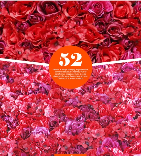 SPR Mix Color FreeShipping 10pcs Lot Wedding Flower Wall For Stage Backdrop Planning Event