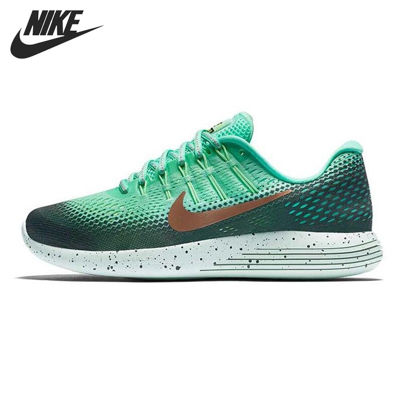 2404bf5d43fe7 Original NIKE LUNARGLIDE 8 SHIELD Women s Running Shoes Sneakers-in ...