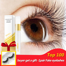 1Pcs Eyelash Growth Serum Enhancer Lash Eyebrow Mascara Lengthening Lashes