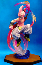 Dragonball Z Sagas Dragon Ball Boo Buu Super Saiyan SonGoku Action Figure