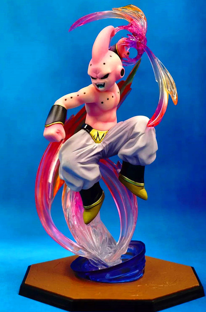 Dragonball Z Sagas Dragon Ball Boo Buu Figure Super Saiyan SonGoku Gotenks Majin Figuarts Zero PVC DBZ Action Figure