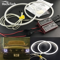 HochiTech Excellent CCFL Angel Eyes Kit Ultra Bright Headlight Illumination For Ford Mustang 2005 2006 2007