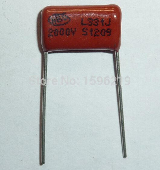 1 nF 2 kV LOT OF 30 PHILIPS MKP METALLIZED POLYPROPYLENE CAPACITORS
