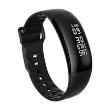 Potino S69 Приборы для измерения артериального давления сердечного ритма Мониторы Smart Band 3D-G-Sensor OLED Экран умный Браслет Поддержка звонки SMS colock напомнить