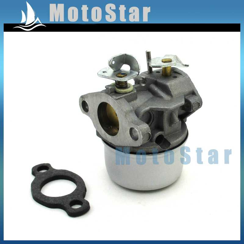 New Carburetor for Toro Powerlite CCR1000 AH600 HSK600 HSK635 TH098SA 6403103840