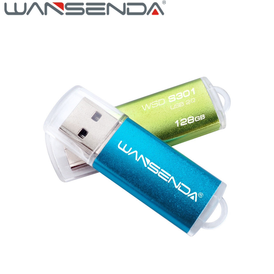 Fast speed Wansenda Mini Pen drive 128gb usb flash drive 32gb usb 16gb flash drive 8gb 4gb pendrive Usb 2.0 64gb Usb Stick