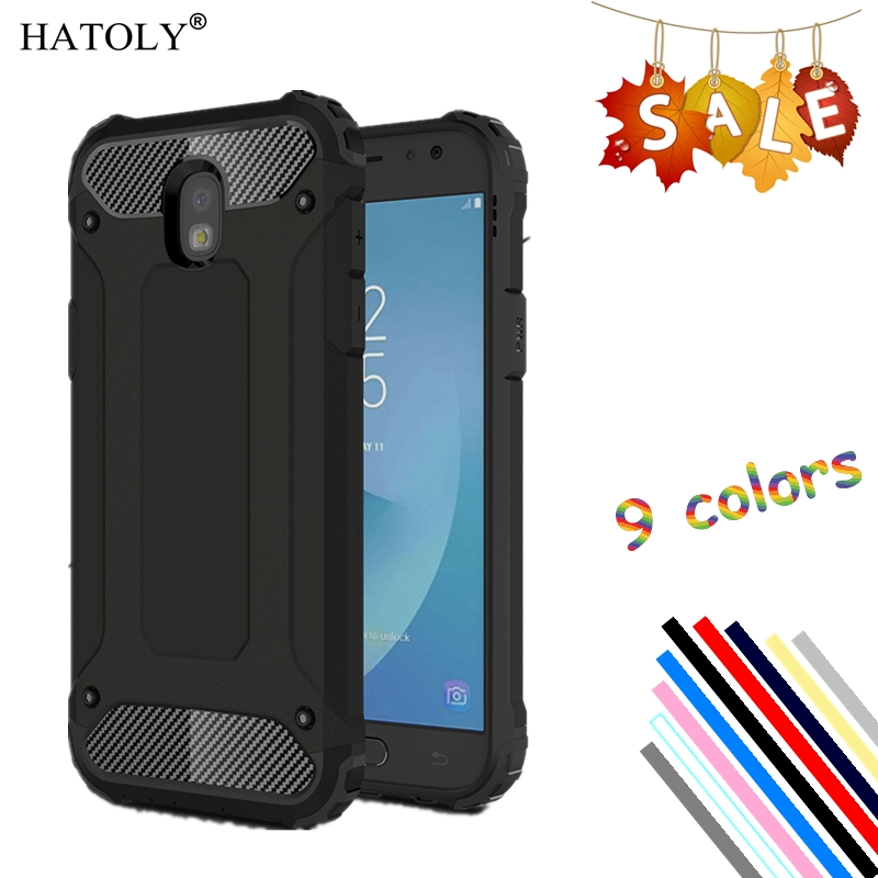 For Cover <font><b>Samsung</b></font> Galaxy J5 2017 Case Silicone Armor Hard Phone Case For <font><b>Samsung</b></font> Galaxy J5 2017 Cover For <font><b>Samsung</b></font> J5 2017 <font><b>J530f</b></font> image