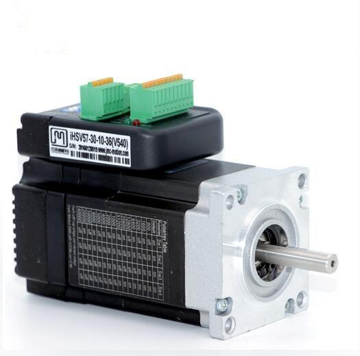 все цены на  100W NEMA23 0.29Nm Integrated Servo Motor 36VDC 3000rpm JMC iHSV57-30-10-36  онлайн