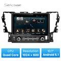 10.1 дюймов Сенсорный Экран Android 5.0.1 GPS Навигационная Система для 2015 TOYOTA Alphard с Bluetooth 4 Г WI-FI Quad-core ПРОЦЕССОР 16 Г флэш-