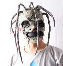 Костюм Slipknot, латексная маска кори, маски Мик Тейлор, маски дулекса ди Джея, косплей, Хэллоуин, реквизит для взрослых из тяжелого металла, товары
