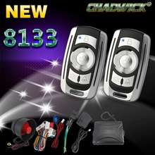 Universal 1-Way Car Alarm Vehicle System Protection Security System Keyless Entry Siren + 2 Remote Control Burglar CHADWICK 8133 uxcell 2 way car alarm vehicle security system pager lcd remote control keyless entry