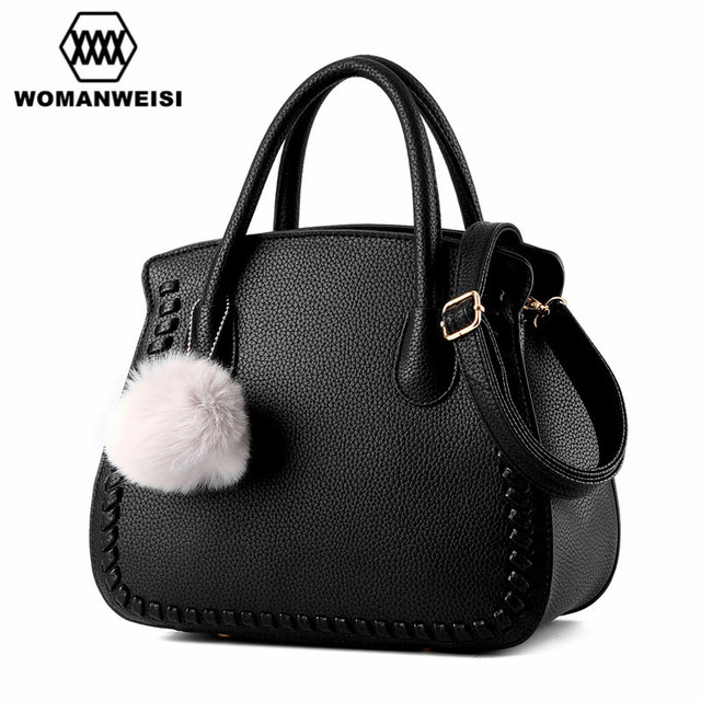 Fashion 5 Color Famous Designer Brand Women Leather Handbag Shell Bag European and American Style Female Messenger Bags 2017
